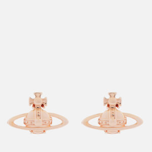 Vivienne Westwood Women's Suzie Earrings - Pink Gold