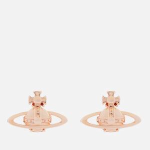 Vivienne Westwood Women's Suzie Earrings - Pink Gold