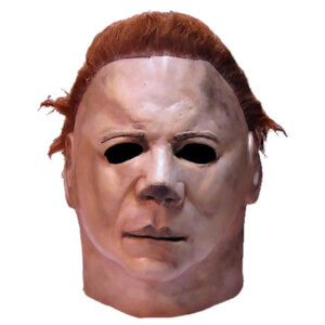 Trick or Treat Halloween 2 Michael Myers Replica Mask