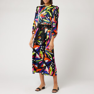 Olivia Rubin Women's Seraphina Dress - Abstract Floral
