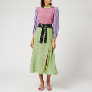 Olivia Rubin Women's Seraphina Dress - Dash Print Mix