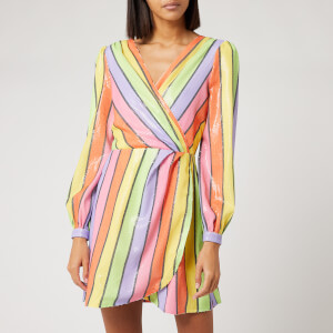 Olivia Rubin Women's Meg Dress - Resort Stripe