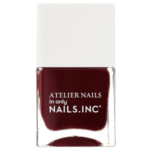 nails inc. Atelier Nails - Burnt Sienna 14ml