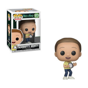 Figura Funko Pop! - Morty Get Schwifty Exclusivo - Rick Y Morty