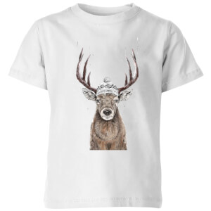 Lets Go Outside Kids' T-Shirt - White