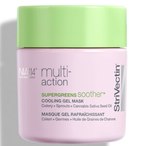 StriVectin Supergreens Soother Cooling Gel Mask 2.4 oz