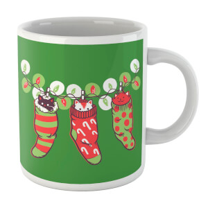 Tobias Fonseca Jingle Meow Mug