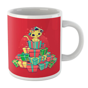 Tobias Fonseca Tons Of Xmas Gifts Mug