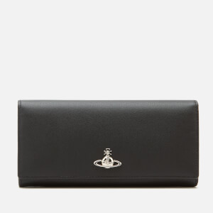 Vivienne Westwood Women's Florence Long Card Holder - Black