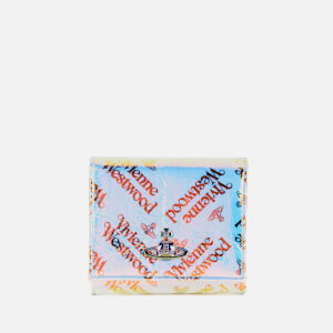 Vivienne Westwood Women's Archive Orb Flap Coin Wallet - Blue