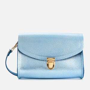 The Cambridge Satchel Company Women's The Push Lock Bag - Light Royal