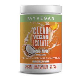 Clear Vegan Isolate