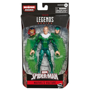 Hasbro Marvel Legends Spider-Man Vulture 6 Inch Action Figure
