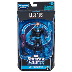 Hasbro Marvel Legends Marvel's Fantastic Four Mr. Fantastic 6 Inch Action Figure