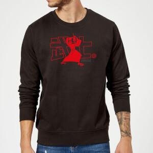 Samurai Jack Way Of The Samurai Sweatshirt - Black