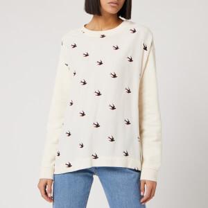 McQ Alexander McQueen Women's Umeko Sweatshirt - Oyster
