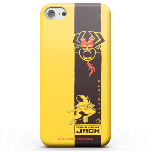 Cover telefono Samurai Jack Stripe per iPhone e Android