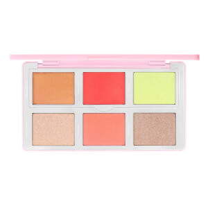 Natasha Denona Diamond and Blush Palette - 02 Citrus 42g
