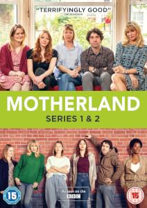 Motherland Series 1 & 2