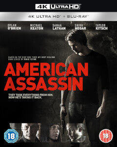 American Assassin - 4K Ultra HD (Includes Blu-ray)