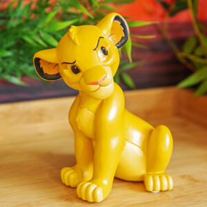 Disney Lion King Money Bank - Simba