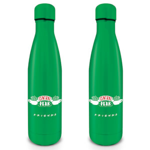Friends (Central Perk Logo) Metal Drinks Bottle