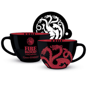 Game of Thrones (Targaryen) Cappuccino Mug