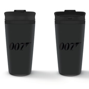 James Bond (007) Metal Travel Mug
