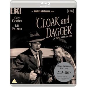Cloak & Dagger (Masters of Cinema) Dual Format