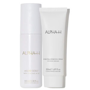 Alpha-H Liquid Gold and Essential Hydration Cream (Worth $111.90)