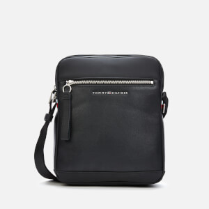Tommy Hilfiger Men's Metro Reporter Bag - Black
