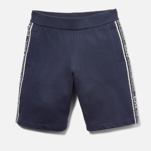 Emporio Armani EA7 Boy's Taping Shorts - Navy