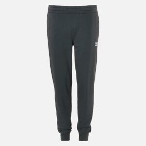 Emporio Armani EA7 Men's Small Logo Sweatpants - Night Blue