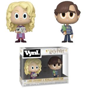 Funko Harry Potter Neville Longbottom & Luna Lovegood VYNL.