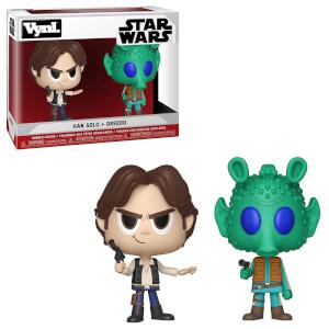 Funko Star Wars Han Solo & Greedo VYNL.