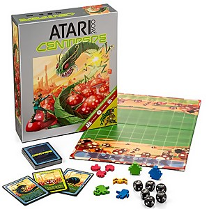 Centipede Exclusive Atari 2600 Edition Board Game