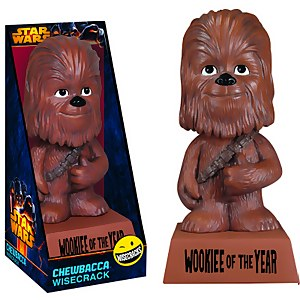 Funko Wisecracks Star Wars Chewbacca 'Wookie of the Year' Bobblehead