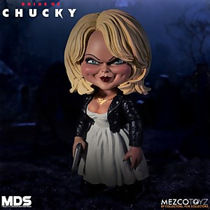 Mezco Bride of Chucky MDS Tiffany Stylized Action Figure