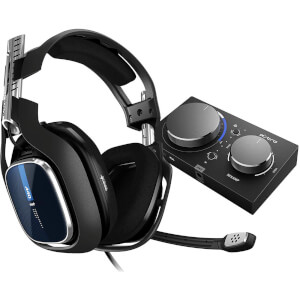 Astro A40 TR Mixamp Gen 4 Gaming Headset (PS4)
