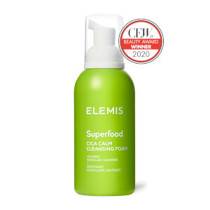 Superfood Cica Calm Cleansing Foam
