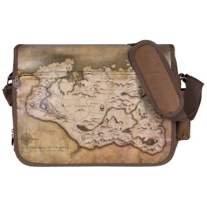"The Elder Scrolls V: Skyrim Messenger Bag ""Map"""