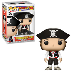 Fast Times at Ridgemont High Brad as Pirate Funko Pop! Vinyl