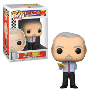 Fast Times at Ridgemont High Mr Hand with Pizza Funko Pop! Vinyl