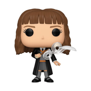 Harry Potter - Hermione mit Feder Pop! Vinyl Figur