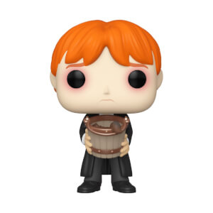 Figurine Pop ! Ron Vomissant Limaces - Harry Potter