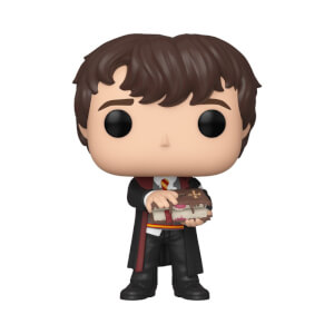 Harry Potter Neville with Monster Book Funko Pop! Vinyl