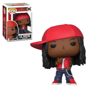 Pop! Rocks Lil Wayne Funko Pop! Vinyl