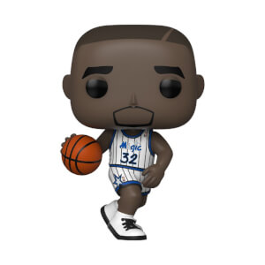 Figurine Pop! Shaquille O'Neal (Maillot Magic Domicile) - NBA Legends