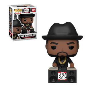 Pop! Rocks Run DMC Jam Master Jay Pop! Vinyl Figure