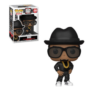Pop! Rocks Run DMC DMC Pop! Vinyl Figure